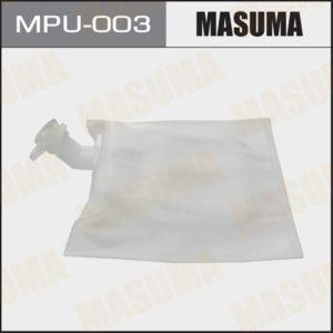 Фильтр бензонасоса MASUMA MPU003