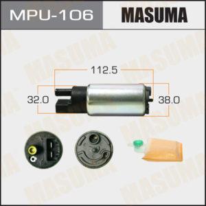Бензонасос MASUMA MPU106
