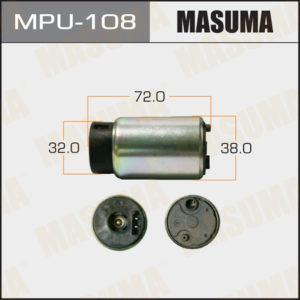 Бензонасос MASUMA MPU108