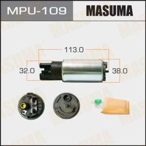 Бензонасос MASUMA MPU109