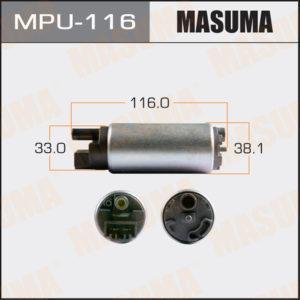 Бензонасос MASUMA   RX450H, HIGHLANDER / GYL10W, GVU58L - (MPU116)