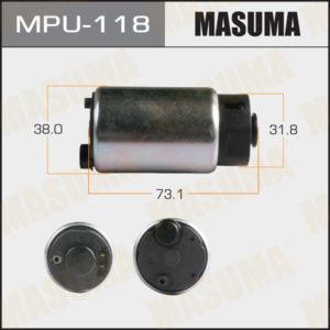 Бензонасос MASUMA MPU118