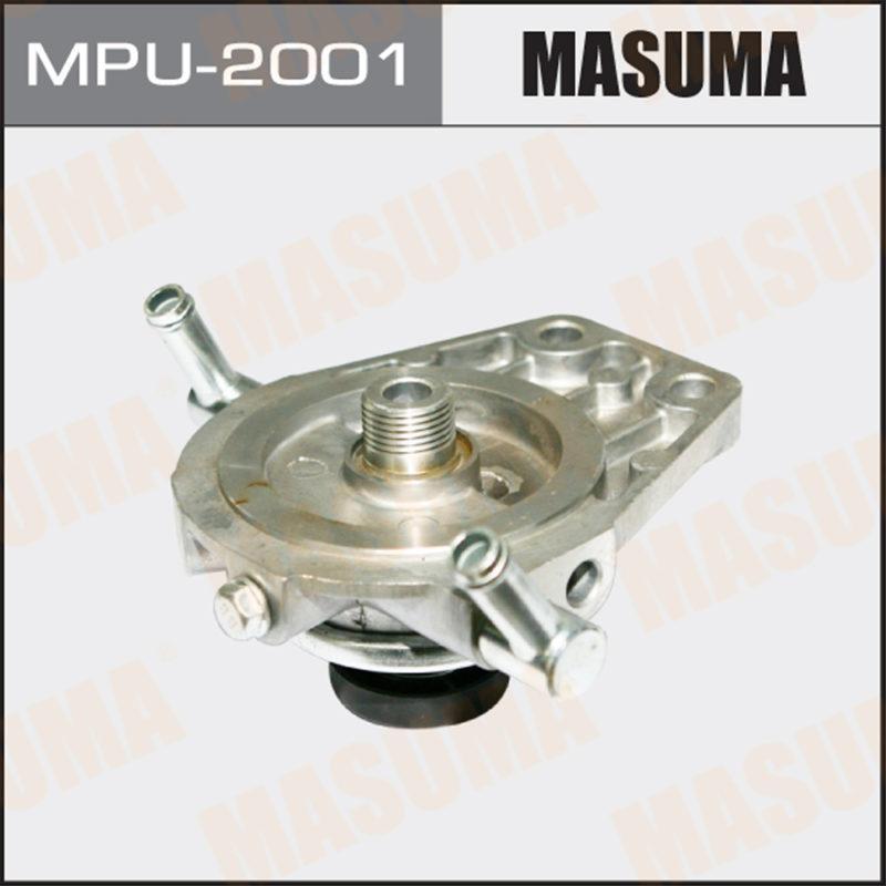 Насос подкачки топлива MASUMA MPU2001