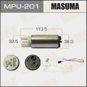 Бензонасос MASUMA MPU201