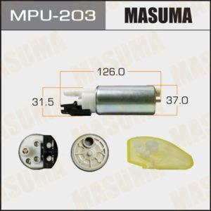 Бензонасос MASUMA MPU203