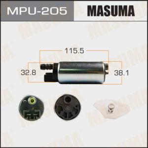 Бензонасос MASUMA MPU205