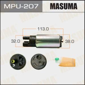 Бензонасос MASUMA   ALMERA/ N16E - (MPU207)