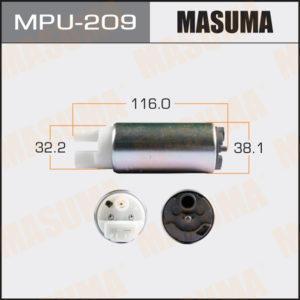 Бензонасос MASUMA MPU209