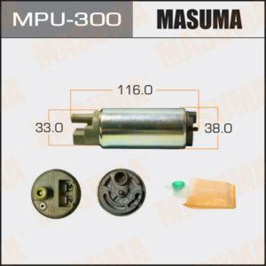 Бензонасос MASUMA MPU300