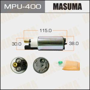 Бензонасос MASUMA MPU400