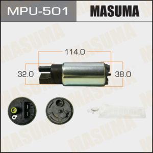 Бензонасос MASUMA MPU501