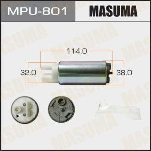 Бензонасос MASUMA MPU801