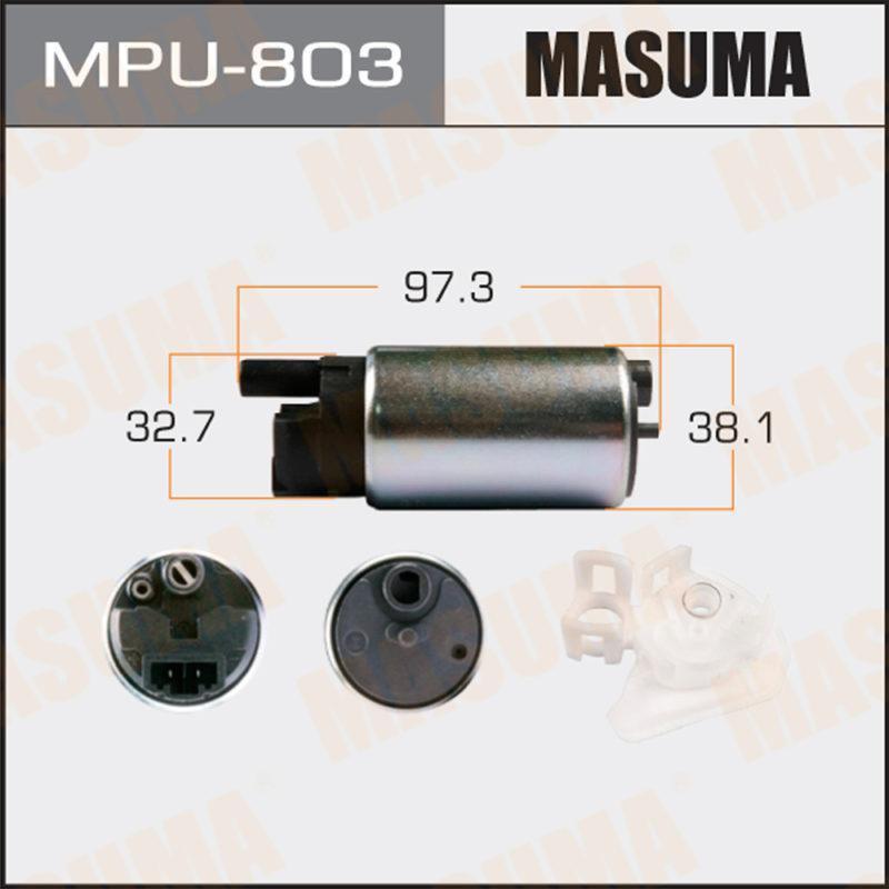 Бензонасос MASUMA MPU803