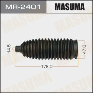 Рулевой рейки пыльник MASUMA MR2401