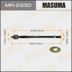 Рулевая тяга MASUMA MR2930