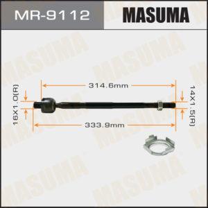 Рулевая тяга MASUMA  CR-Z, AIRWAVE, PARTNER - (MR9112)