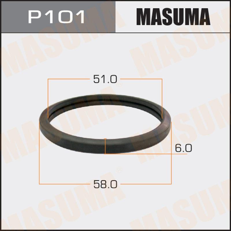 Прокладка термостата MASUMA P101