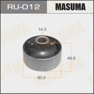 Сайлентблок MASUMA RU012