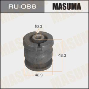 Сайлентблок MASUMA  MarkII,Chaser, Cresta /JZX93/105/115/, UPPER ARM - (RU086)