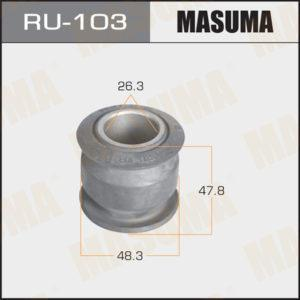 Сайлентблок MASUMA  Safari /Y6#/ front,rear - (RU103)