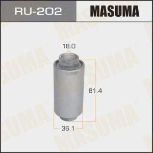 Сайлентблок MASUMA  Atlas /F22, E23/ front - (RU202)