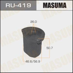 Сайлентблок MASUMA   MARCH/ K11/ front low - (RU419)