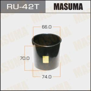 Оправка для выпрессовки/запрессовки сайлентблоков 74x66x70 - (RU42T)