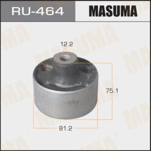 Сайлентблок MASUMA  AIRTREK/ CU2W, CU4W, CU5W FF - (RU464)
