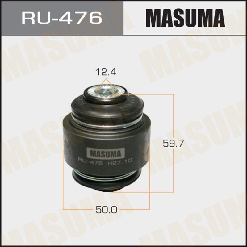 Сайлентблок MASUMA  RAV4/ ACA3#, ALA30, GSA33 rear low - (RU476)