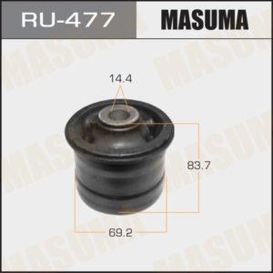 Сайлентблок MASUMA RU477