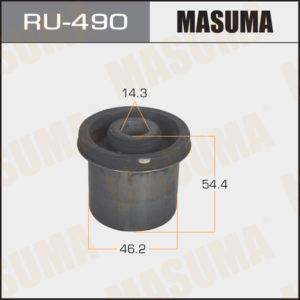 Сайлентблок MASUMA  PAJERO/MONTERO.V64W, V65W, V68/W front up - (RU490)