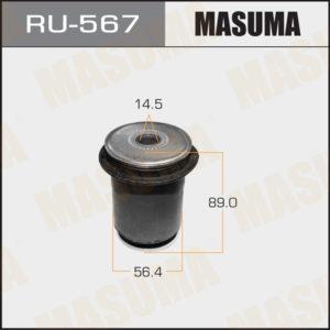 Сайлентблок MASUMA  HILUX SURF/ ##N21#  front R - (RU567)