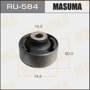 Сайлентблок MASUMA  ACCORD / CM# front low - (RU584)