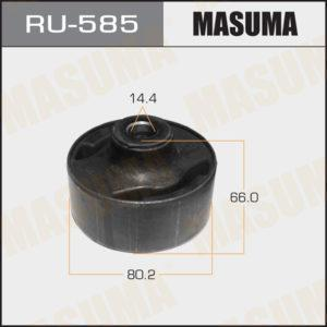 Сайлентблок MASUMA  ACCORD / CU2, CW2 front low - (RU585)