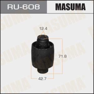 Сайлентблок MASUMA  ALLEX/ ##E124  rear - (RU608)