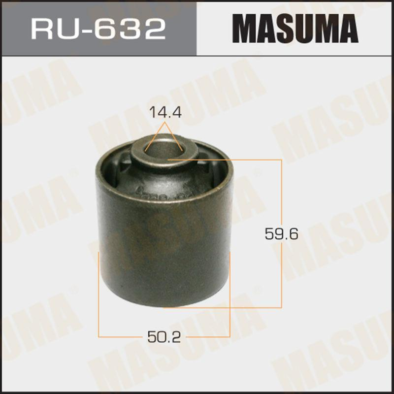 Сайлентблок MASUMA RU632