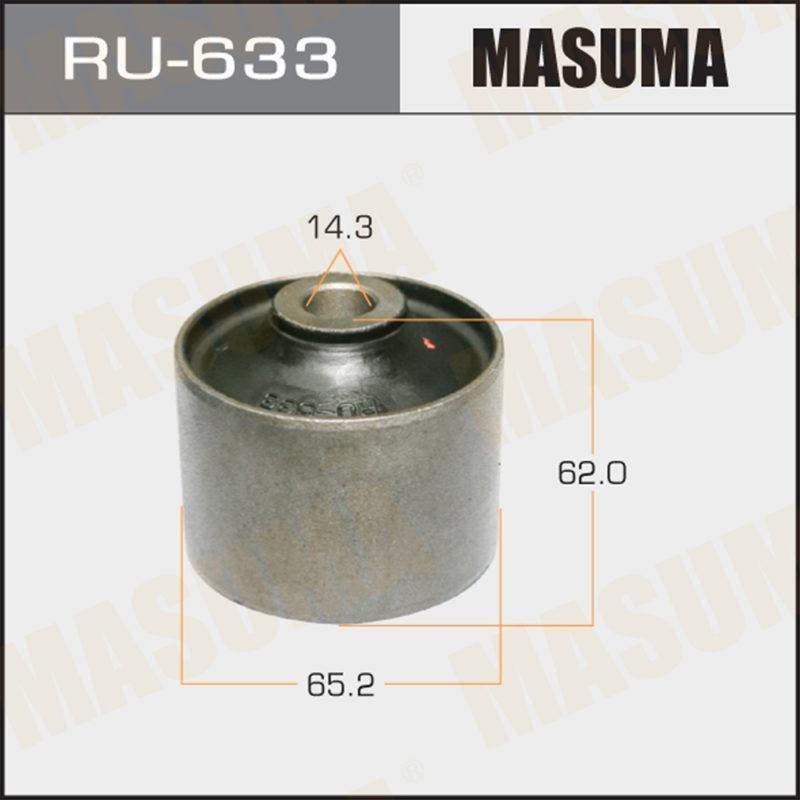 Сайлентблок MASUMA RU633