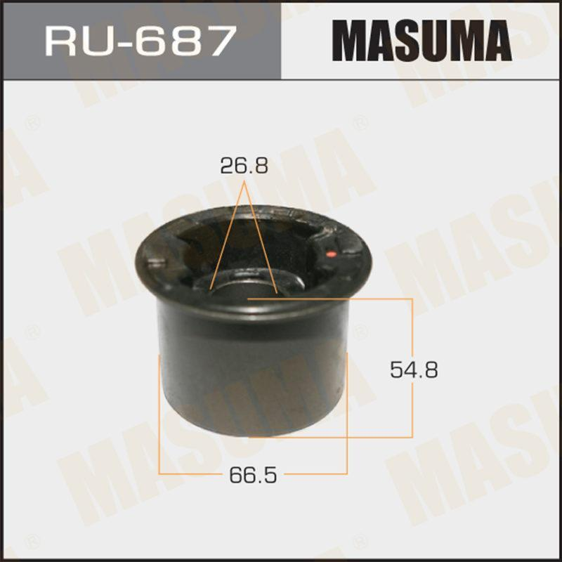 Сайлентблок MASUMA RU687