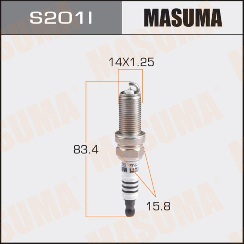Свеча зажигания MASUMA S201I